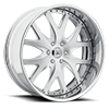 Asanti Forged Wheels A/F Series AF873