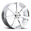 6 LUG ABL-15 APOLLO CHROME