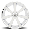 5 LUG ABL-15 APOLLO CHROME