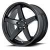 5 LUG ABL-31 SATIN BLACK