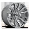 Fuel 1-Piece Wheels Blitz - D693