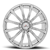 5 LUG CLV-23 CHROME