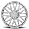 5 LUG CLV-24 CHROME