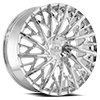 5 LUG CLV-30 CHROME