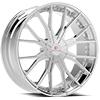 5 LUG CLV-36 CHROME