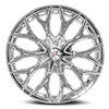 5 LUG CLV-37 CHROME