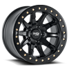 5 LUG 9304 DT-2 MATTE BLACK W/ OPTIONAL RASH RING
