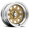 Daytona (Series 022) Gold/Chrome Rim