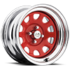 Daytona (Series 022) Red/Chrome Rim