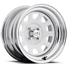 Daytona (Series 022) White/Chrome Rim