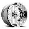 FF05 - 6 Lug Polished
