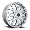 FF19D - Front Polished w/ Ford Blue Jean Metallic