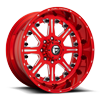 FF25 Candy Red & Milled