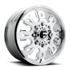 FF38D - 8 Lug Front Polished