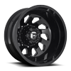 FF39D - 10 Lug Rear Gloss Black