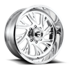 FF41 - 8 Lug Polished