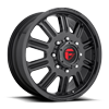 FF60D - Front Magnetic Grey Metallic w/ Gloss Black