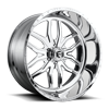 FF66 - 6 Lug Polished