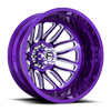 FF66D - Rear Candy Purple