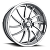 Schott Wheels - Galaxy 6 Brushed Polished
