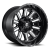 Fuel 1-Piece Wheels Hardline - D620