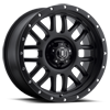 5 LUG ALPHA BLACK WITH BLACK RING