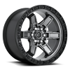 Kicker 6 - D698 Anthracite w/ Black Lip