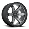 Kicker 6 - D698 20x9 ET1 | | Anthracite w/ Black Lip