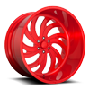 Mafioso - Forged HD Lollipop Red