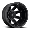 Maverick - D436 Dually Rear Matte Black