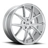 5 LUG MISANO - M248 CHROME