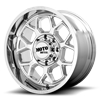 MO803 Banshee 8 lug Chrome