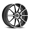 5 LUG 431 ELICIT BLACK MACHINED