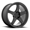 5 LUG MR151 CS5 SATIN BLACK