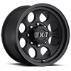 8 LUG CLASSIC III™ BLACK - 17X9 SATIN BLACK W/CLEAR COAT