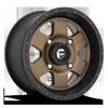 Fuel UTV Wheels Podium - D617 - UTV