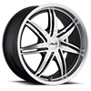 5 LUG 773MB MANTIS DIAMOND CUT WITH BLACK