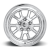 5 LUG RAMBLER - US390 15X9 | POLISHED | TRADITIONAL LIP
