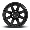 Fuel 1-Piece Wheels Rogue - D709