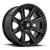 Rogue - D708 20x9 | Gloss Black w/ Brushed Gloss DDT