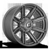 Fuel 1-Piece Wheels Rogue - D710