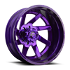 Renegade Dually Rear - D265 Candy Purple