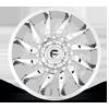 Fuel 1-Piece Wheels Saber - D743
