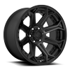 Fuel 1-Piece Wheels Siege - D706