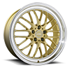 SL-M Gold with Machined