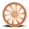 5 LUG STATICA - XB10 ROSE GOLD