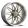 Schott Wheels - Drift Titanium / Brushed