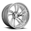 5 LUG TWIZZ - F216 CHROME