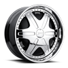 5 LUG TRUMP - S778 CHROME