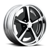 5 LUG MOPAR - US464 GLOSS BLACK | HI LUSTER POLISHED
